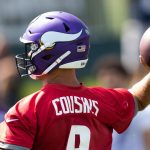 Cousins, Thielen Connect on Deep Ball