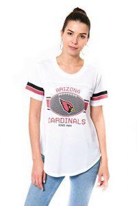 ICER Brands Women's Jersey T Mesh Varsity Str...