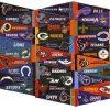 NFL Football Mini Pennants Collector Set (32)