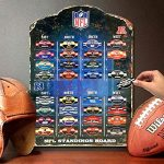 Party Animal NFL Magnetic Standings Board 13....