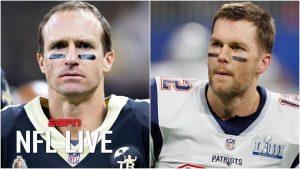 Saints, Patriots are Super Bowl 54 contenders...