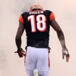 Initial diagnosis on A.J. Green is a spr...