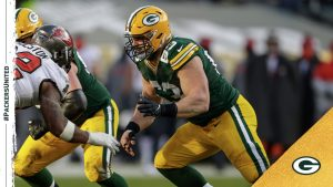 Corey Linsley cherished every part of Packers'...