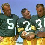 Where does Tom Moore's 77-yard run rank?