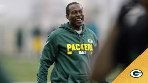 Maurice Drayton eager to begin Packers'...