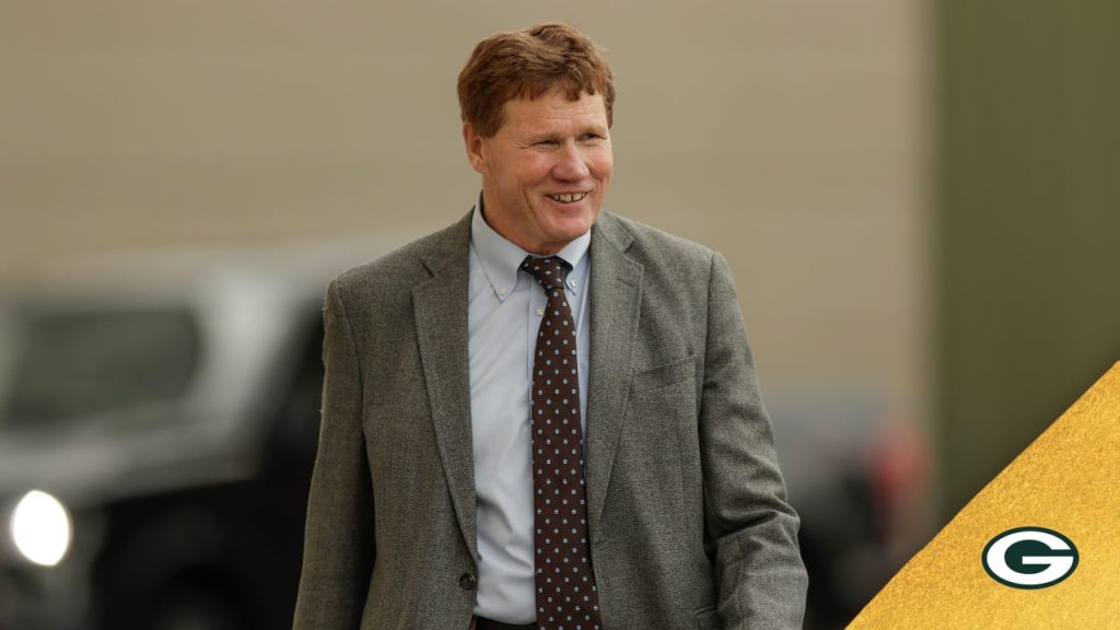 5 things learned from Mark Murphy following...