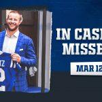 Carson Wentz joins Colts, Jim Irsay hold press...