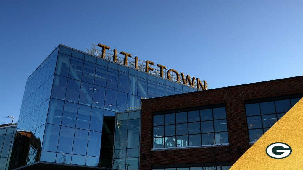 Green Bay Packers' Titletown Development welcomes...