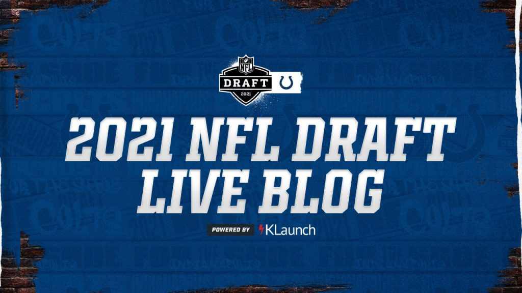 2021 NFL Draft Live Blog