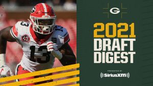 Draft Digest: Azeez Ojulari, Edge, Georgia