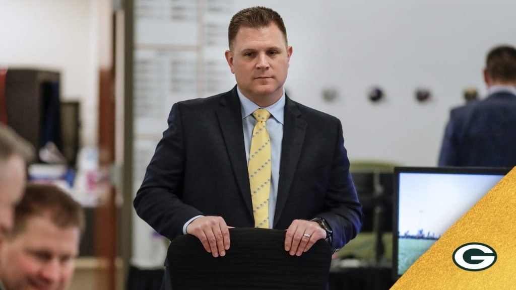 5 things learned from Packers GM Brian Gutekunst...