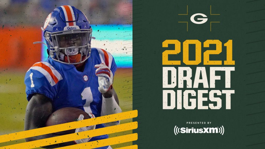 Draft Digest: Kadarius Toney, WR, Florida