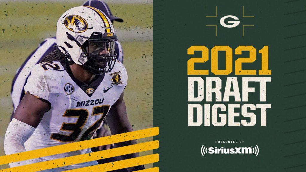 Draft Digest: Nick Bolton, LB, Missouri