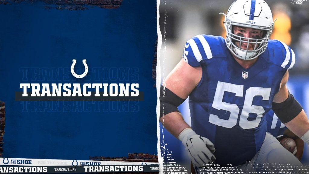Colts Exercise Quenton Nelson's Fifth Year Options